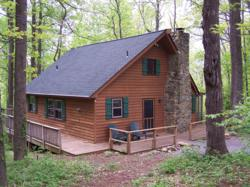 Cabin Creekwood Offers Family Friendly Getaways In The