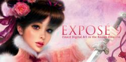 EXPOSÉ 9 Digital Art Annual Now Available