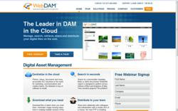 WebDAM Digital Asset Management