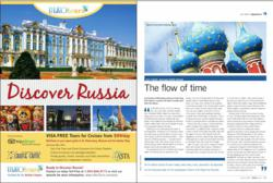 Ulko Tours featured in AstaNetwork Magazine