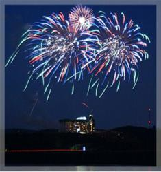 Branson Fourth of July Fireworks