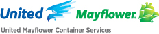 Moving container company United Mayflower