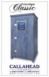 The CALLAHEAD Classic Portable Restroom