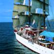 "Smithsonian travelers will sail aboard the elegant Sea Cloud II on ""Gardens of the Caribbean"""