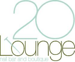 20 Lounge Nail Bar & Boutique Logo