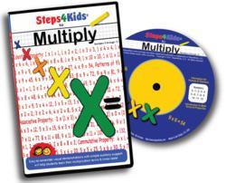 Award Winning Multiplication DVD