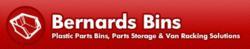 Bernards Bins Garage Shelving