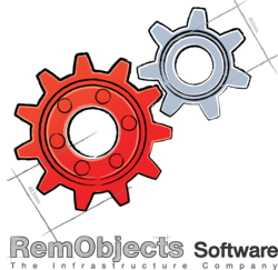 RemObjects Software's Relativity Server is easily configured using  the Data Abstract Server Explorer available via the Apple App Store.