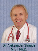 Dr. Strande of Simply Healing Clinic Texas