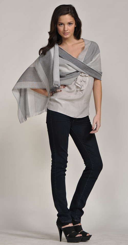 How To Wear A Pashmina Very Pashmina Launches Free Video