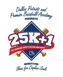 Dallas Patriots Baseball Community Shoe Drive