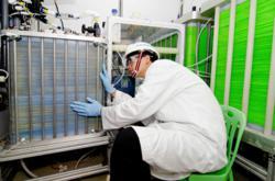 New Siemens Seawater Desalination Technology