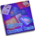 SIM Only Contract Deals