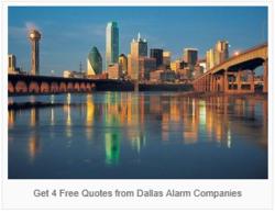 Alarm Companies in Dallas TX