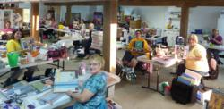 scrap booking, creative place, ladies groups,
