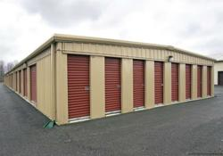 Self-Storage Steel Building