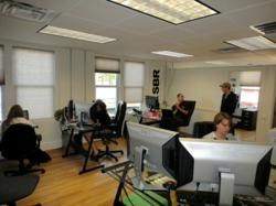 Office Space In LightsOn! West Virginia's Bellann Building