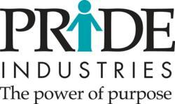 PRIDE Industries Comapny Logo