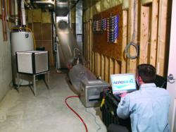 saving home energy waste