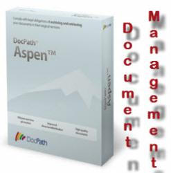 Aspen - Document Management Software