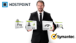 Maximum security with Hostpoint as Symantec SSL Gold Partner