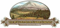 Logo for The McCloud River Lumber Company