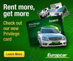 Europcar Ireland Open A New Location In Dublin City Centre