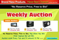millionbuy com introduces new starting price for its 39 free to bid 39 auction site and sells. Black Bedroom Furniture Sets. Home Design Ideas