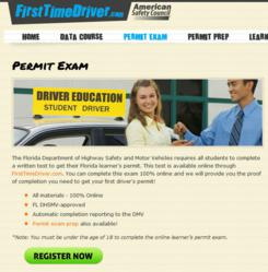 Florida Learner's Permit Exams