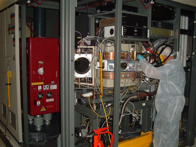 IES field service engineers support Dynex team with fast ...