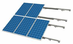 Solar Energy Mounting System for Pitche Roof