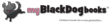 Logo for My Black Dog Books