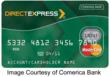 Direct Express Debit MasterCard card