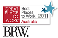"Atlassian Wins a ""Best Places to Work For"" 2011 Award"