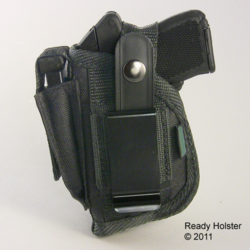 Belt & Clip Side Holster by Ready Holster
