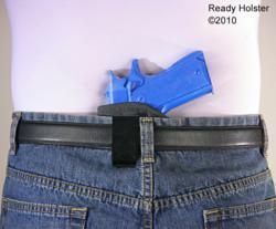 Concealed Holster for 1911 by Ready Holster