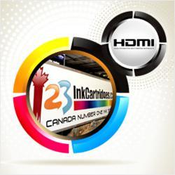 123inkcartridges.ca targarts HDMI Cable Market