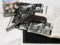 Luger Used in HELL'S ANGELS
