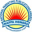 NAPPA Honors Winner, Breastfeeding, Military, Book