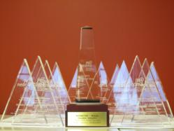 Awards won by Overdrive Interactive at 2011 NEDMA Awards for Creative Excellence