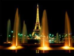 Romantic Places - Paris
