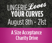 About Curves Plus Size Lingerie launches Love Your Curves Charity Drive