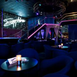 Sapphire Las Vegas - The World's Largest Gentlemen's Club