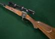 """Lightweight Single Shot Southern Deer Rifle"