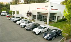 Hennessey Performance Southern California Facility