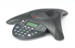 Polycom conference phone, Polycom, Polycom conference telephone
