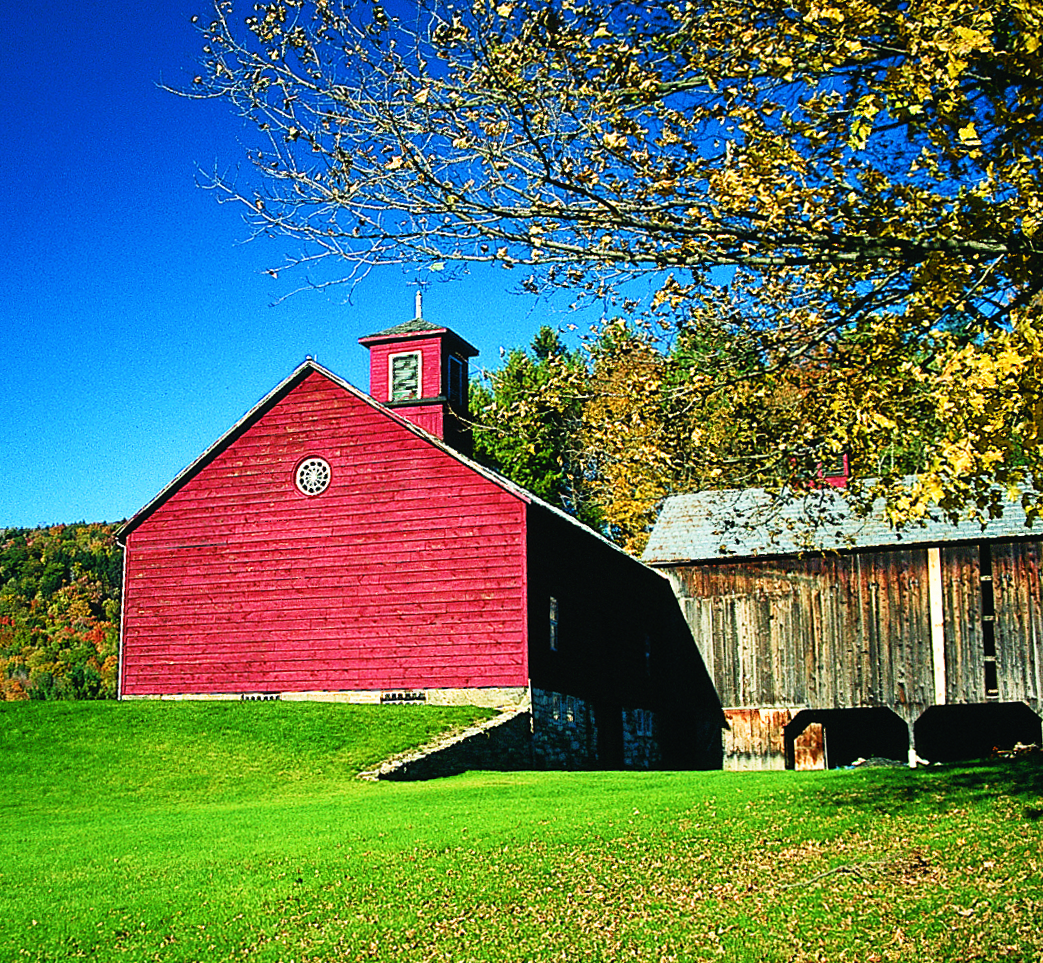 Autumn Cycling Vacations In New England: Coastlines And