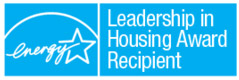 2011 Energy Star Leadership in Housing Award