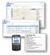 CellTrak Solutions on BlackBerry