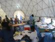 Meridian Geodesic Dome